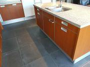 Siematic Einbauküche mit Elektrogeräte
