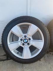BMW X3 Allrad Alufelgen Winterreifen
