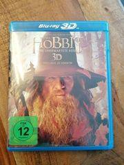 Blu-ray 3D Der Hobbit Eine