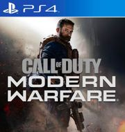 PS4 Call of Duty Modern