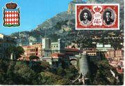 Alte Post- Ansichtskarte von Grace