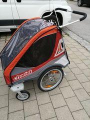 Thule Chariot Captain XL - Fahrradanhänger -