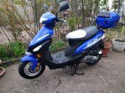 Roller Motorroller Mofa Rex 450