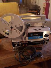Film Projektor 8mm Copal CP