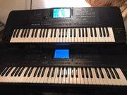 Keyboard Technics KN3000 und KN