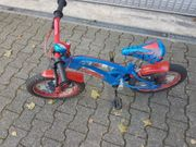 Spiderman Fahrrad 16 Zoll