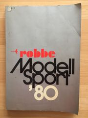 2 Modellbaukataloge von Robbe und