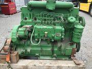 Steyr LKW Motor - Oldtimer - Friedmann