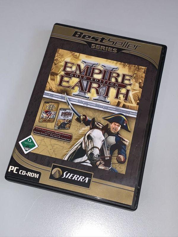 PC Spiel Empire Earth II -