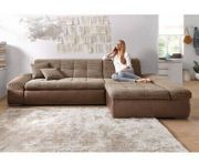 Couch beige-braun von BAUR - Zustand