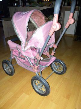 Sehr seltener Geschwisterpuppenwagen für Baby: Kleinanzeigen aus Feucht - Rubrik Puppen