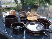 Keramikgeschirr aus Soufflenheim