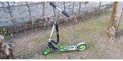 Hudora Roller Big Wheel grün