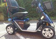 Elektro Seniorenmobil Safari 36 - auf