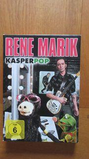 Rene Marik DVD - Kasper Pop