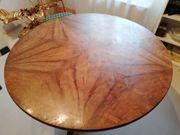 Antiker Holz Tisch dunkel