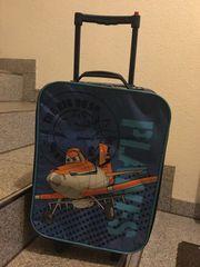 Kinder Koffer Trolley Planes