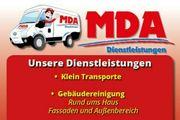 MDA Dienstleistungen Entrümpelung