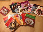 18 kleine GU Kochbücher