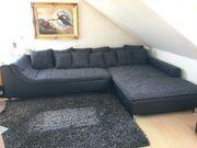 Sofa grau und groß 2