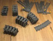 Lego City Eisenbahn- und Schienenpaket