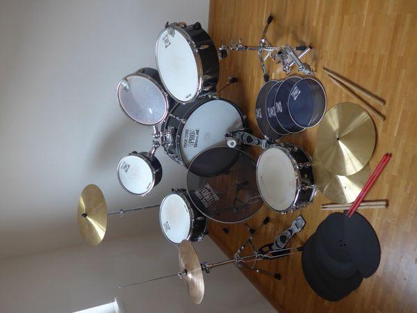 Schlagzeug Drumset Musicstore pro Drum-Line
