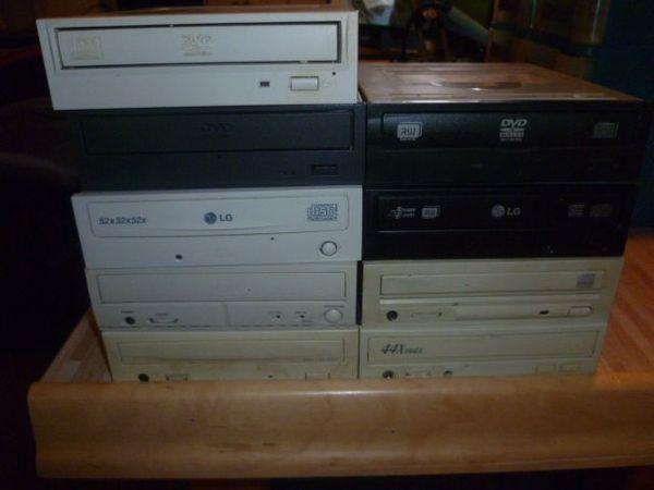 9 Laufwerke-1 Kostenlose Laufwerk DVD