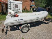 Schlauchboot Brig F400 inkl Zubehör