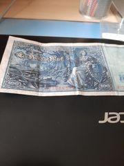 Altes deutsches geld