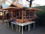 Markthütte Weihnachtsmarkthütte Verkaufshütte