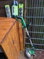 Elektrorasentrimmer GLR 450 5 Ersatzfadenspulen