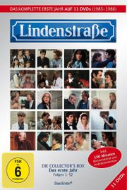 Lindenstaße Jahre 1-6 -Dvd-Plus Bücher