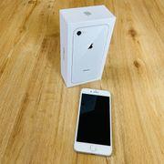 iPhone 8 Silver 64GB -wie