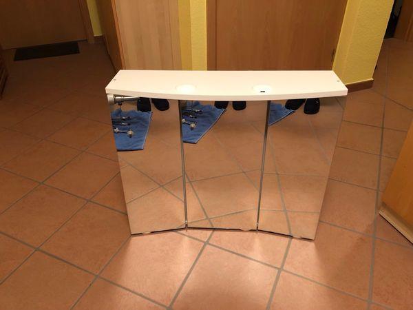 Bad Spiegelschrank Waschbecken Und Waschbeckenunterschrank Fur