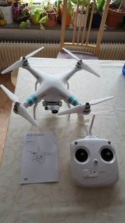 Dji Phantom 3 Drohne Quadrocopter