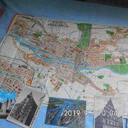 Alter Stadtplan von Bremen 30