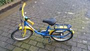 Puky gelb blaues 18 Zoll