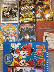 Mengenrabatt Comic Set 5x Lustiges