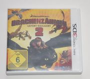 Nintendo3DS Spiel Dragons2 Drachenzähmen leicht