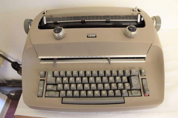 IBM Schreibmaschine
