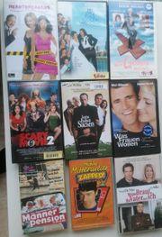 14 VHS Kassetten Sammlung Genre