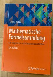Papula Mathematische Formelsammlung