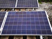 Fotovoltaik Anlage