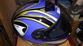 Motorrad-Helme, Protektoren - Motorradhelm Kiwi