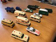 Feuerwehrmodelle 1 87 Polizei DRK