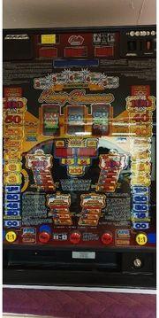 Euro Spielautomat von Bally Wullf-
