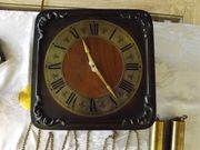 Uhr Wanduhr Pendeluhr