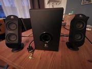 Lautsprecher 2 1 Logitech X-230