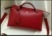 Fendi Damentasche Rot Mod By