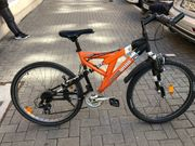 Alu MTB CROSS WIND 26